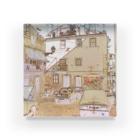 FUCHSGOLDのCG絵画:アルファマの風景画 CG art: Alfama / Lisboa (Lisbon) Acrylic Block