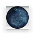 Aoちゃんのまんまる宇宙 Acrylic Block