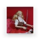 FUCHSGOLDのドール写真:ブロンドの冒険者 Doll picture: Blonde adventurer Acrylic Block