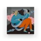 Ran Kobayashiの夜行性 Acrylic Block