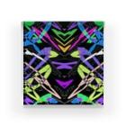アズペイントのn抽象模様 Acrylic Block