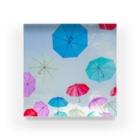 Takashi MUKAIのBlock-Photo-Umbrella01 Acrylic Block