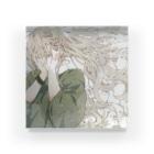 🍃とあるお茶🍵の蕾ちゃん Acrylic Block
