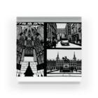 syo_31のスペインの街並み詰め合わせ Acrylic Block