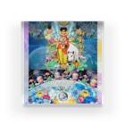 lumphini の三大神のうちゅう Acrylic Block