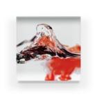 コウケツコタロウの混ざり合う液体 Acrylic Block