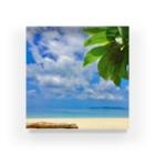 mizuphoto.comのThe shining sun Acrylic Block