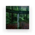 シリウスの匣の森の廃墟 Acrylic Block