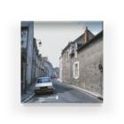 FUCHSGOLDのフランス:ブロワの風景 France: view of Blois Acrylic Block
