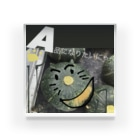 kuraffyのかぼちゃネコ Acrylic Block