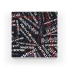 京都大学クジャク同好会のスカイレインボーハリケーンゴッドフェニックス Acrylic Block