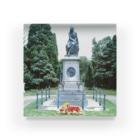 FUCHSGOLDのオーストリア:モーツァルトの墓 Austria: Tomb(monument) of Mozart Acrylic Block