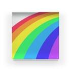 AppSpielenの虹 Acrylic Block
