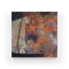 Art Baseのオディロン・レドン / Flower Clouds / 1903 / Odilon Redon. Acrylic Block