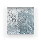 WhClのクリアな水面 Acrylic Block