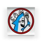 jokeboxのサメちゃん Acrylic Block