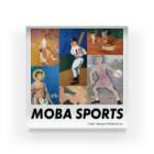 バッドアート美術館のバッドアートスポーツ Acrylic Block