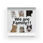 末吉 弦太のWe are family Acrylic Block