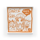 SWEET&SPICY 【すいすぱ】のGAME ON! 【SPICY ORANGE】 Acrylic Block