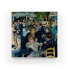ART のルノワール/ムーラン・ド・ラ・ギャレット Acrylic Block