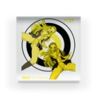 loveclonesのYOU PERV 006 レトロポップ 学園 クラッシュレモンゼリースカッシュ Acrylic Block