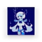 もちもちとまーとのくらげ娘の帝姫ちゃん2 Acrylic Block