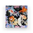 あやるの花と金魚たち Acrylic Block