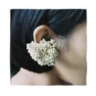 harucameraのharucamera earflowervase ライスフラワー Bandana