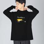 MAi ARTのGive&give Big silhouette long sleeve T-shirts