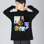 DIRTY FRIENDsのfrom.S Big silhouette long sleeve T-shirts