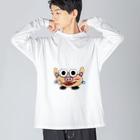 YOHEIのヴゥギ新作 Big Silhouette Long Sleeve T-Shirt