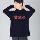 スーパーブスのパンT Big silhouette long sleeve T-shirts