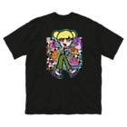 NEF girls.official のNGS Saya sweets Big Silhouette T-Shirt