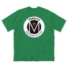 ゲキレイショーオンラインショップのMONOLITH(モノリス)グッズ Big silhouette T-shirts