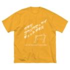 既存不適格のワタシコウゾウセッケイチョットデキル Big silhouette T-shirts
