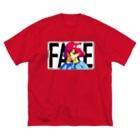 山口 むつおの凶のハンドサイン 80's Big silhouette T-shirts