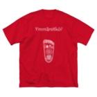 Bo tree teeのGot it ? Big silhouette T-shirts