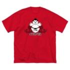 KENICHIROUのわんぱくちゃんSURFER Big Silhouette T-Shirt