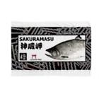 G-HERRING(鰊;鮭;Tenkara;SALMON)のサクラマス(神威岬:桜鱒)生命たちへ感謝をささげます。※価格は予告なく改定される場合がございます。 Blankets