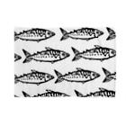 石川鯖右衛門の群れてる鯖たち Blankets