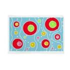 まーマジョのマジョの浮き輪 Blankets