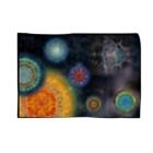 Mandala Mariの太陽系の惑星曼荼羅 Blankets