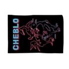 CHEBLOの三羽 Blankets