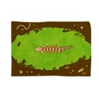 黒江リコのすやすやアオジタトカゲ Blankets