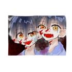 kourin_LoveLoveの地縛少年花子くんゲス顔でぇ❤ Blankets