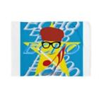 Logic RockStar  illustration Official StoreのECHO  Blankets