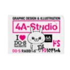 4A-Studio(よんえーすたじお)のドSうさぎちゃん(クレイジーVer.) Blankets