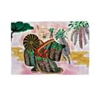 花と雲の藤娘ドロシー 歌舞伎 Blankets