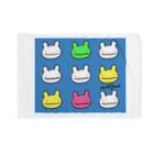 【Yuwiiの店】ゆぅいーのnicoちゃん★カラフル Blankets