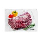 nikunixy 豚肉のnikunixy豚カタブロック Blankets